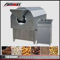 Good quality Peanut Roaster with Crisp Nuts Tastes