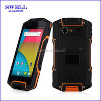 4G LTE/ NFC/OTG/ Android 5.1 5inch IPS screen dual sim cards rugged android mobile phone cover