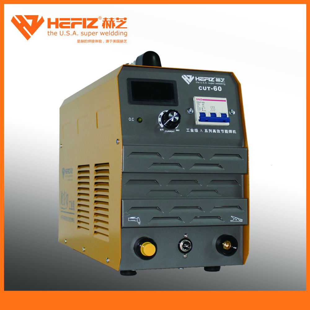 HEFIZ CUT-60 plasma cutting machine for steel iron aluminum cutting usage