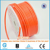 orange color PU air hose