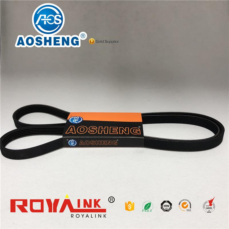 OEM ,CR/EPDM material ,auto part engine pk belt 6pk2175,apply to Europe car