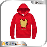Cool Iron man warm hot top sell apparel bulk mans hoodies&sweatshirt