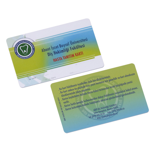 13.56MHZ/125KHZ Low Cost Rfid Card