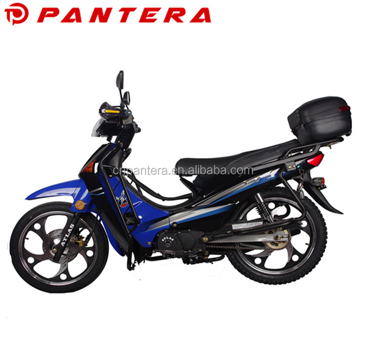 China Popular Low Price Four Stroke Cubs 110CC Children Electric Motorcycle