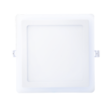 China Ctorch 6w square led ON OFF CCT ceiling panel light