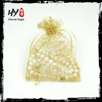Fashionable gift packing bag, large velvet bags, promotion cotton jewellery pouches