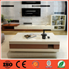 Home living room used tea table and TV wooden stand furniture