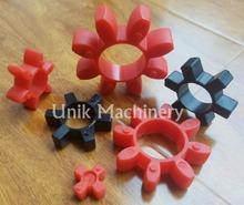 lovejoy Coupling Solid Center Elastomer Spider
