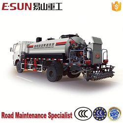 asphalt slurry seal spray equipment