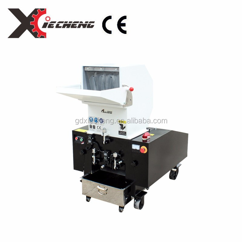 waste plastic film crusher machine with shredder