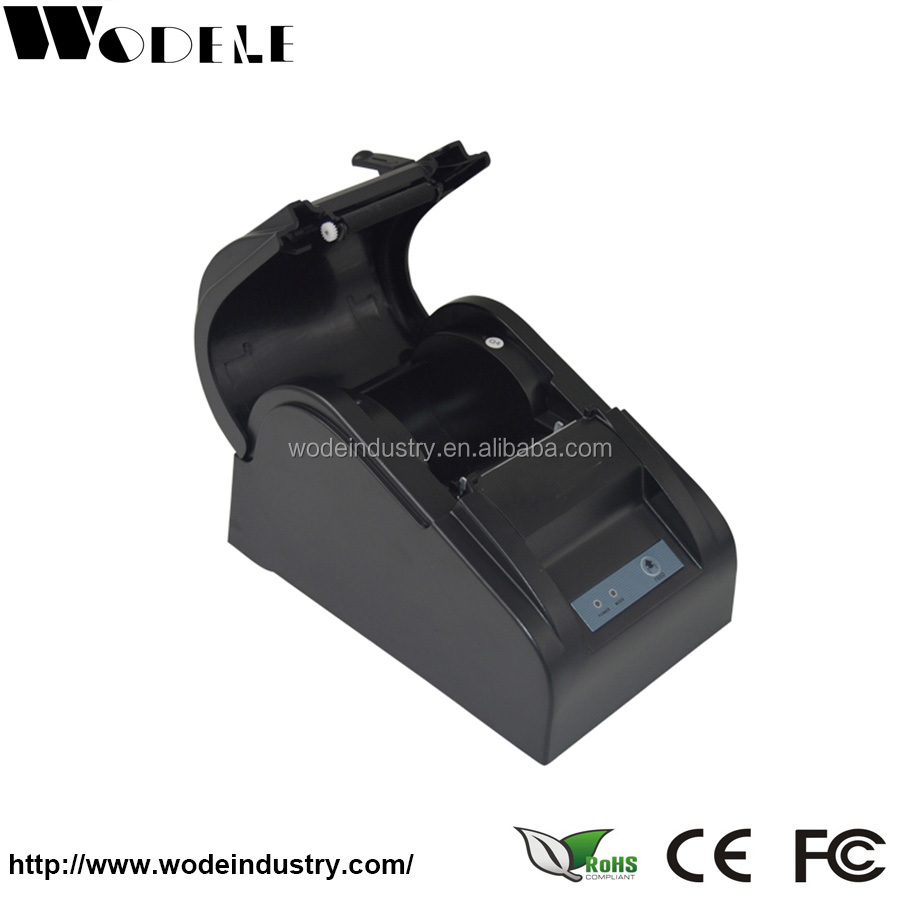 Factory Price desk rs-232 thermal printer