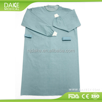 high protective sterilized disposable surgical gown/disposable isolation gown
