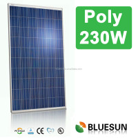 Bluesun High efficient and fast lead time 230wp solar pv module