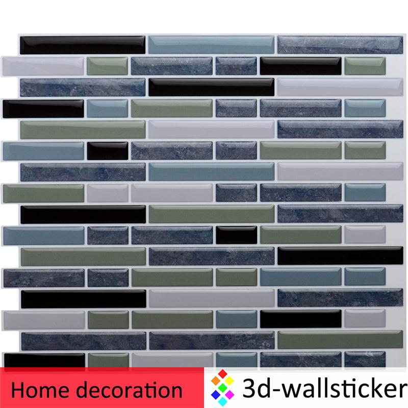 Give your room a complete face lift with great quality enviromental peel and stick tiles
