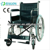 DW-WC8229 steel manual outdoor wheelchairs for disabled for hot sale