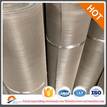 Xiangguang Factory 80 120 200micron knitted stainless steel filter mesh