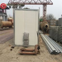 13t/h food industrial dryer in Italy