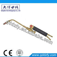 French Type Gas Adjustable Tig Welding Torch