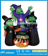 Halloween Decoration Inflatable Wizard Model