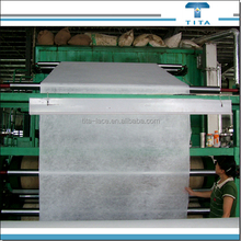 35gsm, 90 degree water soluble interlining, non woven paper for embroidery backing paper machinery