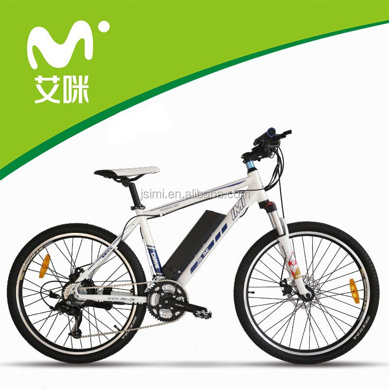 fashion style mountain bycicle/new style electric moutain bike