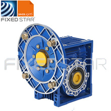 FIXEDSTAR High Quality Aluminum RV Type Worm Gear Boxes