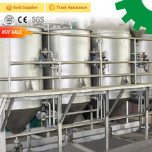 1 ton per day mini small vegetable cooking coconut soya peanut sunflower palm mustard crude oil refinery machine