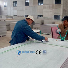 CE certified 2440x1220mm glass mgo board