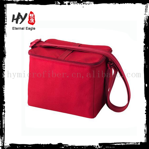 Elegant outdoor cooler lunch bag, cheap cooler bags, nonwoven insulated cooler bags