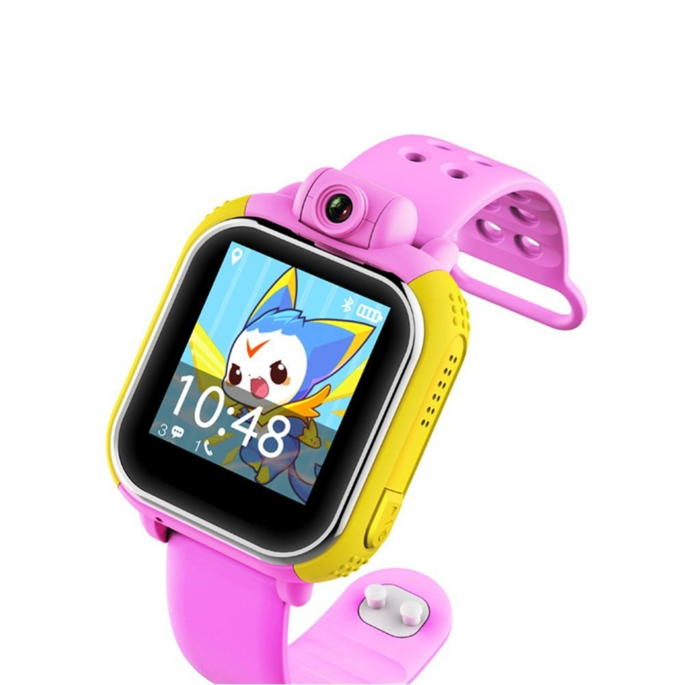 Wholelsale kids 3g smart watch WCDMA 900/2100Mhz wifi gps gsm sos watch with camera