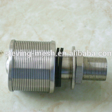 Stainless Steel V-wire Screen Nozzles