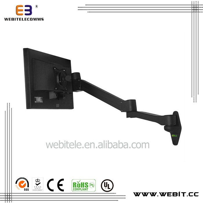 "up to 24"" laptop brackets lcd monitor wall mount"