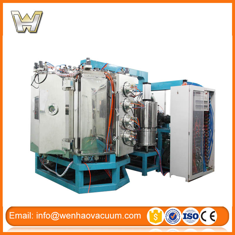 Watch IPG,IPS,IP rose gold small pvd coating machine,small vacuum metalizing machine