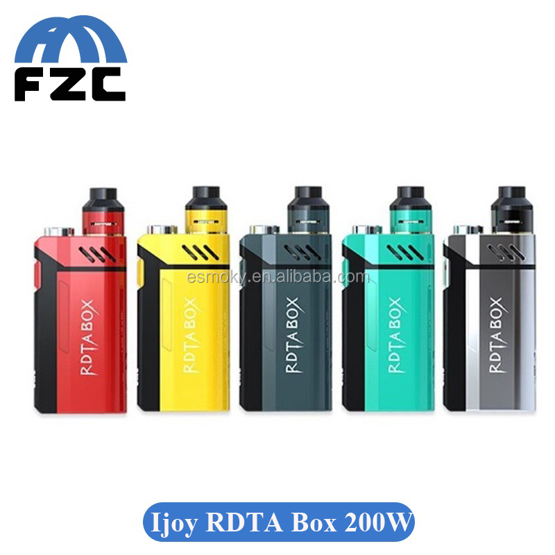 Authentic 200W IJOY RDTA Box Kit Wholesale