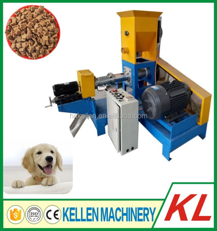 Affordable large capacity animal feed machinery