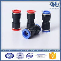 pneumatic hose fitting coupling plastic nylon pipe connector auto spare parts car
