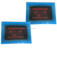 Vulcanizing tire patches/Tire repair rubber patches
