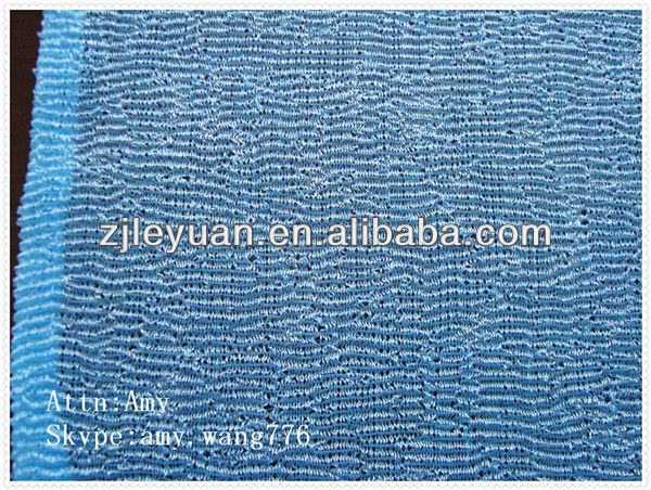 nylon scrubber towel/ bath towel
