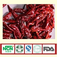 Dried red chilli powder/dices/whole/ring