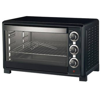 Oven With Rotisserie Function And Inside Lamp - Buy Convection Oven ...