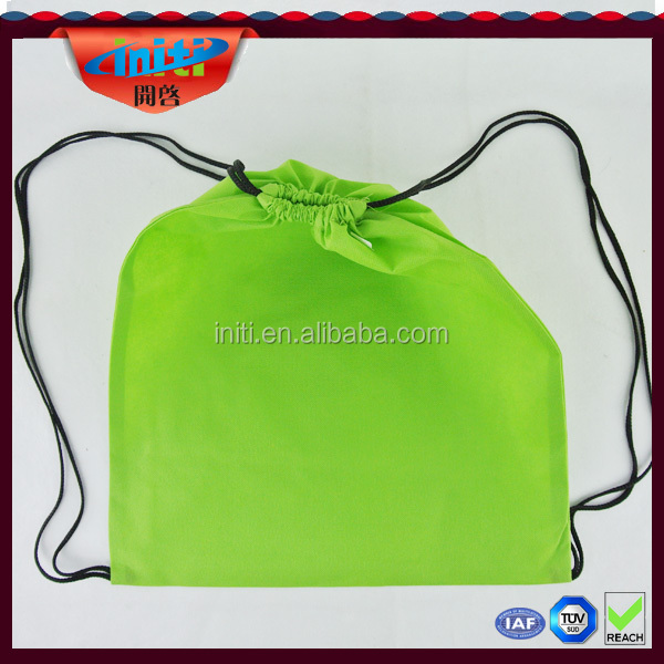 China Supplier/China Supplier Pembekal Drawstring Non Woven Shopping Bag