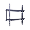 Super slim vesa 400 lcd wall support general tv mounting fixed lcd tv wall mount in tv mount for max 55 inch screen