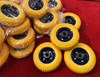 2.50-4 small pu foam rubber wheels for carts