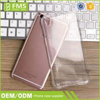 Wholesale Ultra Thin 0.8MM Transparent Case Covers For Cherry Mobile Omega Icon