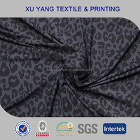 Fashionable nylon and spandex printing fabric for garment