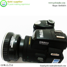 Hot sale DSLR camera 16MP digital camera CMOS 21x optical zoom slr camera wholesale price