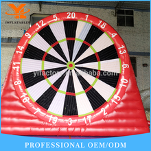 Factory Directly Inflatable Dart Game/Inflatable Soccer Darts