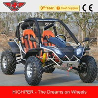 2013 500CC Gas 2 Seater Go Kart Dugy buggy with EEC and EPA