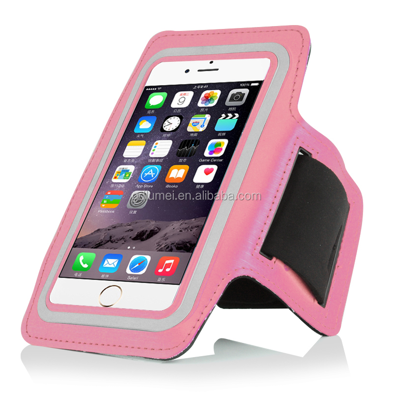 Premium Running Jogging Gym Sports Armband Phone Holder Water Proof Phone Case Smartphone