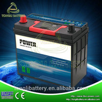 popular selling japanese recondition cars battery NS60MF